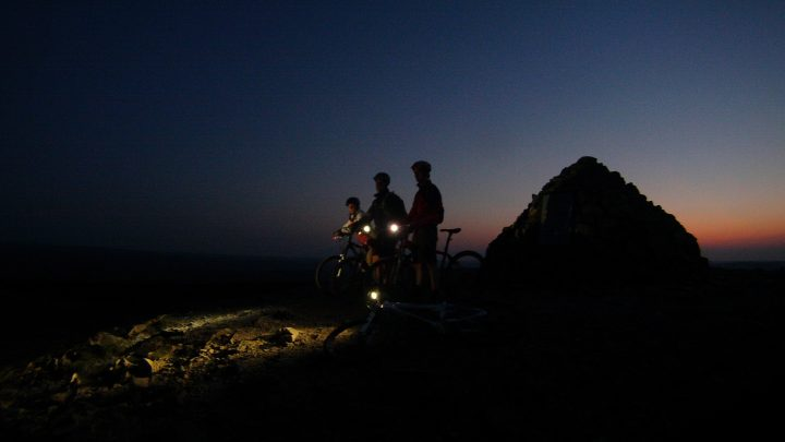 Night Riding on Exmoor