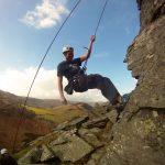 Rock Climbing at Valley of Rocks