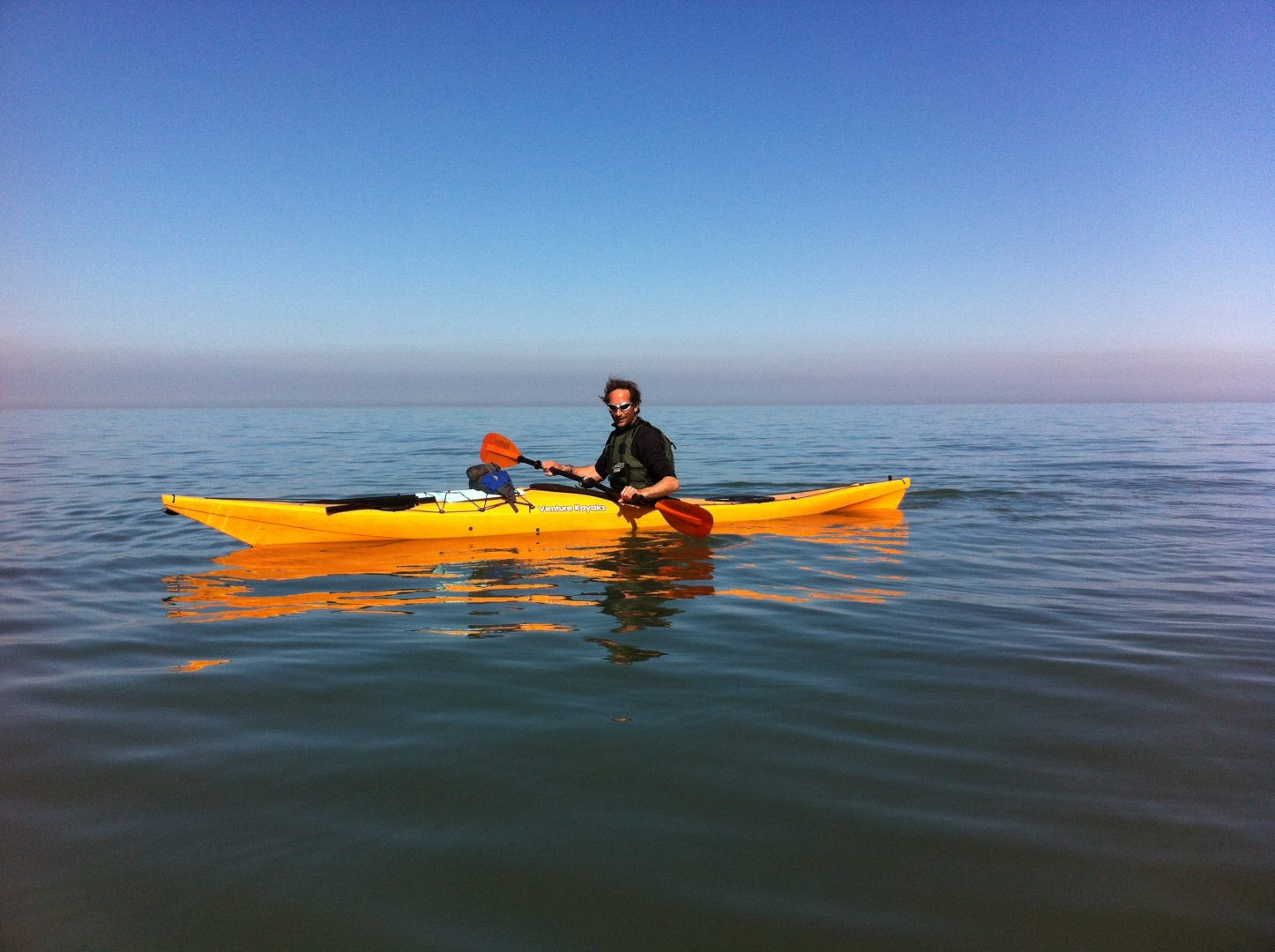 Sea Kayaking North Devon