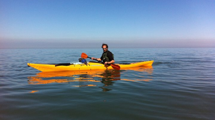 Sea Kayaking Exmoor