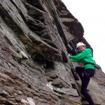Rock Climbing in North Devon