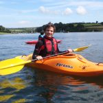Kayaking on Exmoor