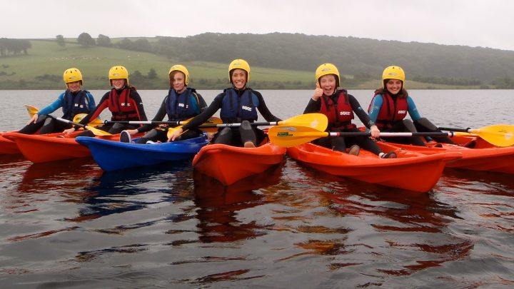 Sit on top Kayaking - Exmoor