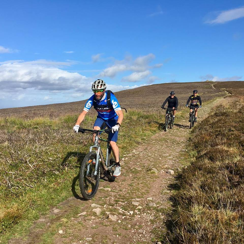 Mountain Biking on Exmoor