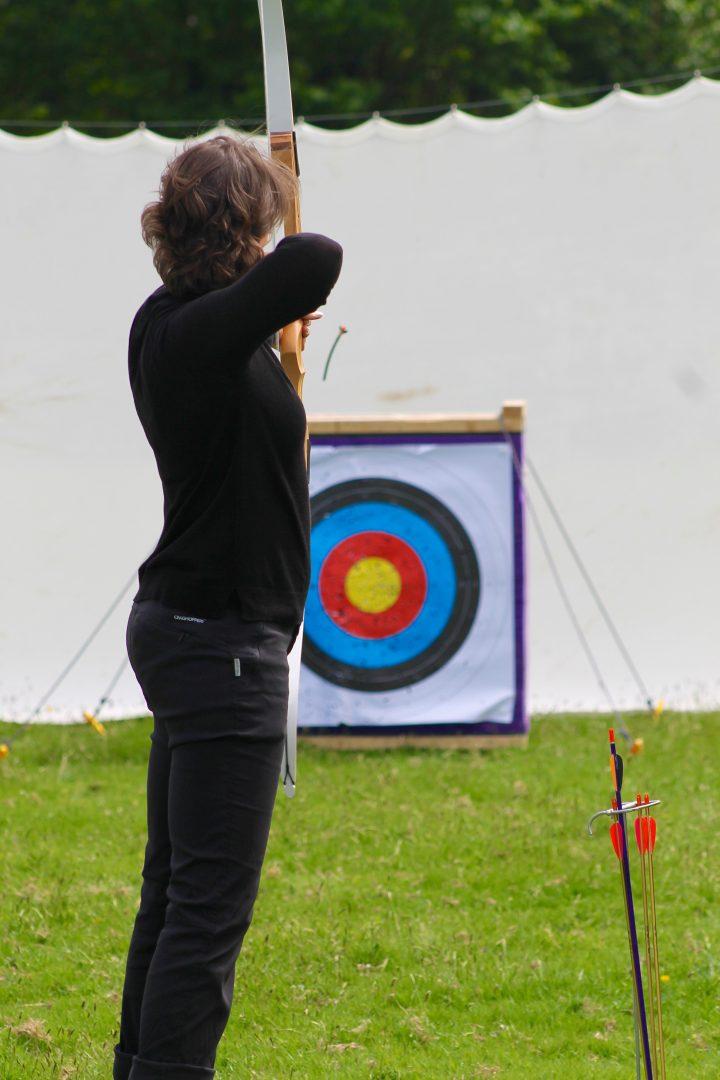 Archery on Exmoor