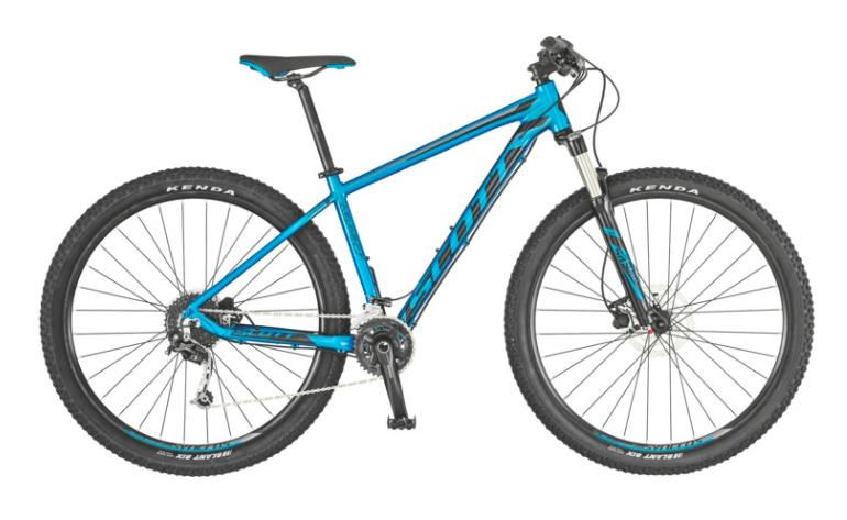Scott Aspect Exmoor hire bikes