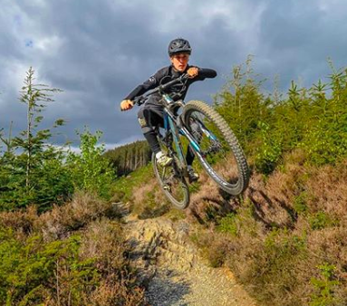 Mountain Biking Skills - Exmoor