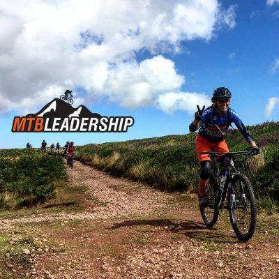 British Cycling Level 2 Mountain Bike Leader Award