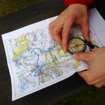 Navigation on Exmoor